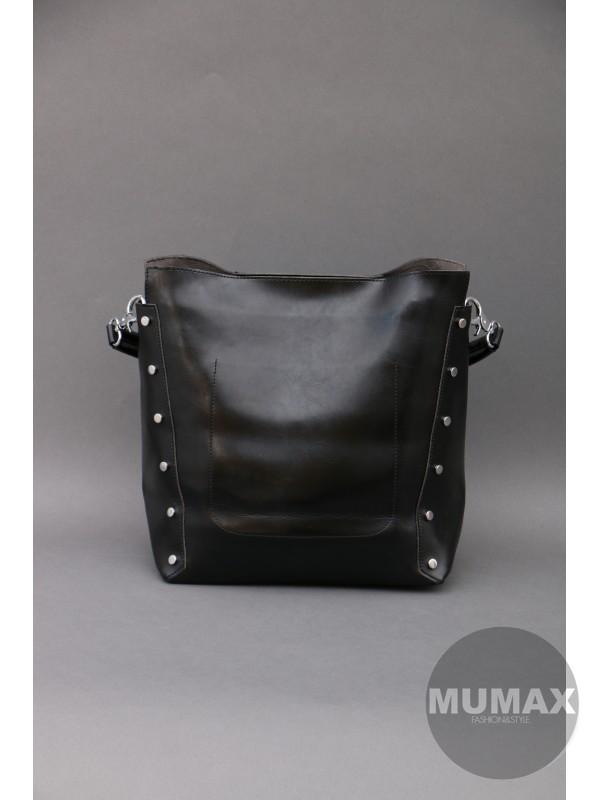 Čierná kabelka Silvia