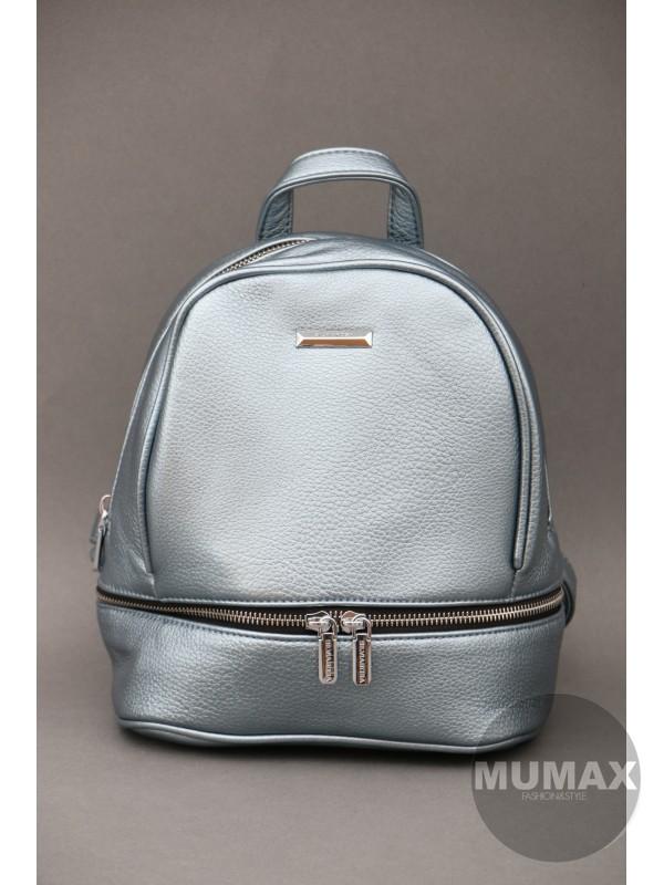 Trendy ruksačik metalicky