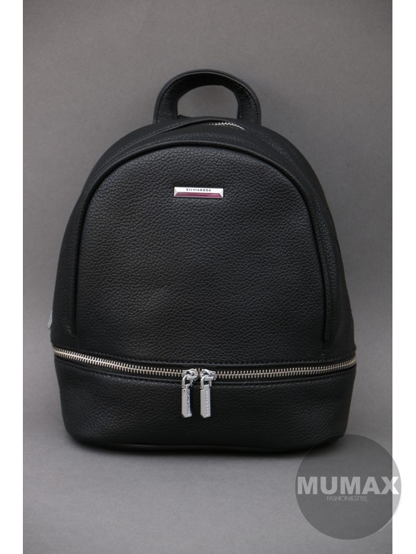 Trendy ruksačik čierny
