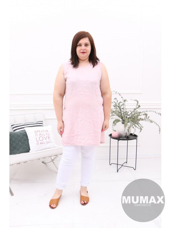 Dámske ružové šaty