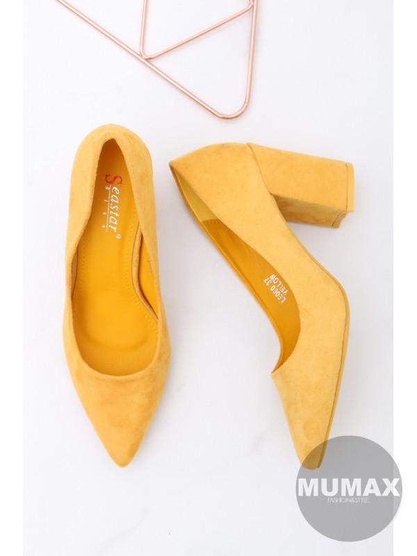 Žlté lodičky