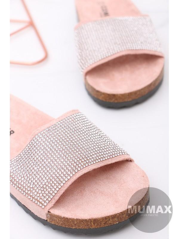 Detské šľapky pink