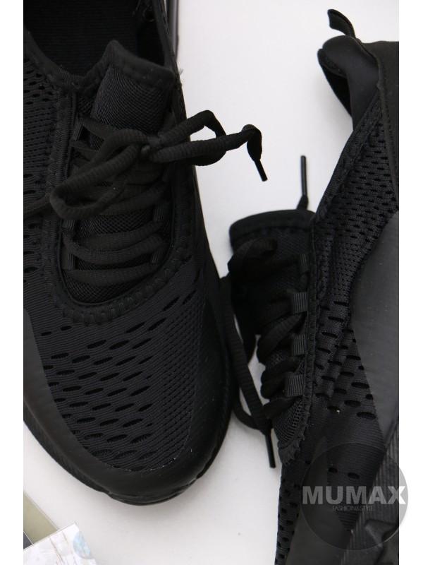 Dámske čierne tenisky