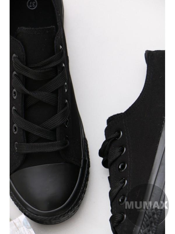 Čierné tenisky