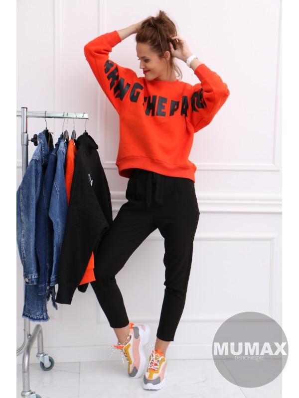 Mikina PARTIES Orange