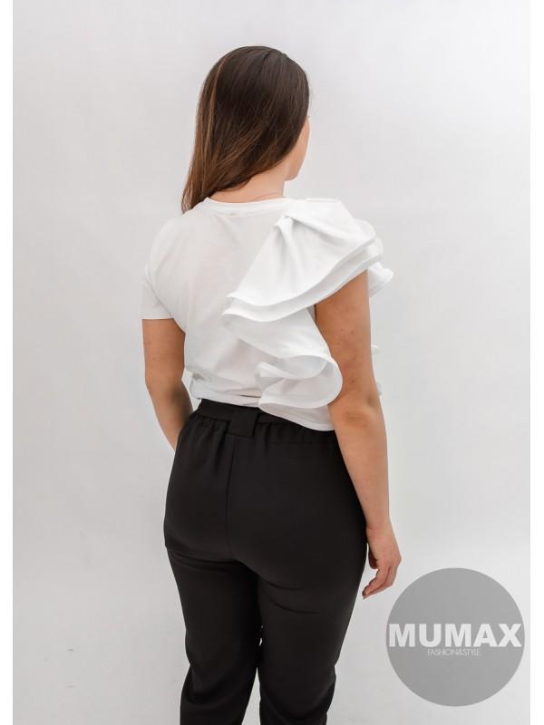 Elegantné tričko s aplikáciou