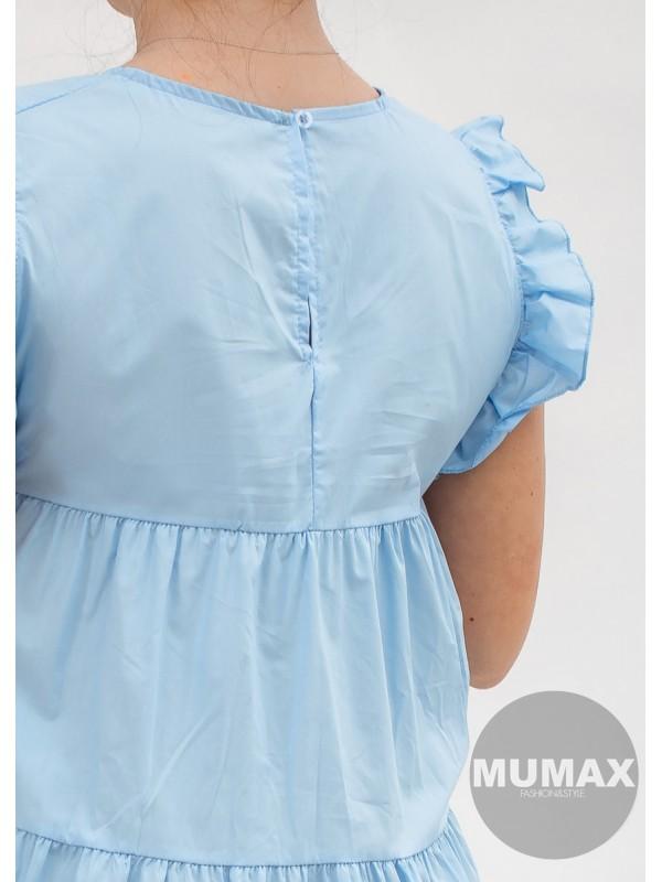 Vzdušné šaty -tunika